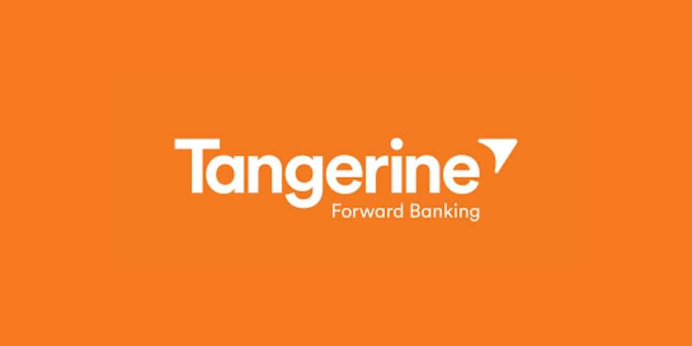 Tangerine bank, a top canadian online bank from mysmallbank.com
