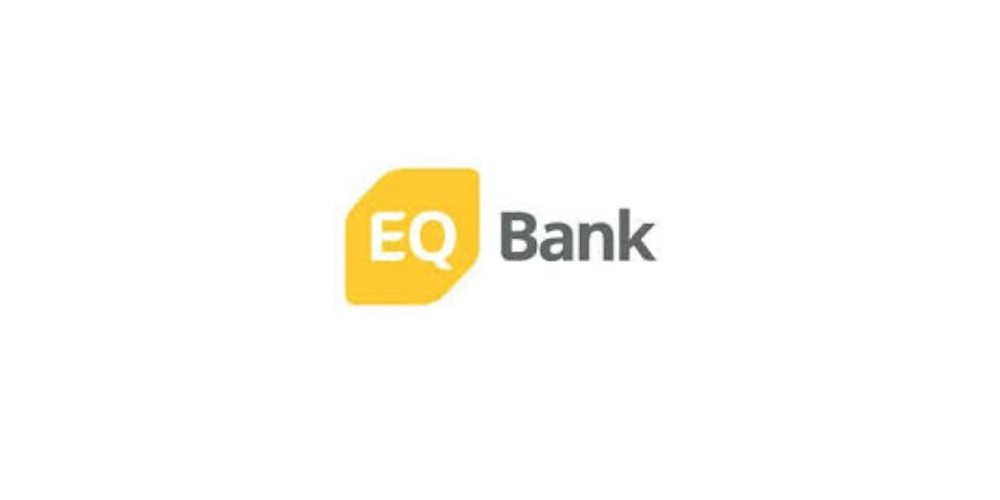EQBank, a top canadian online bank from mysmallbank.com