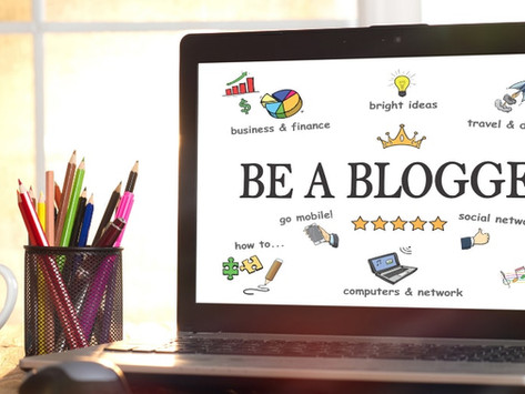 Frugal Living: Start Blogging and develop high quality in demand skills inexpensively.
