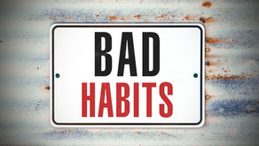 3 Bad habits that may be holding back your success.