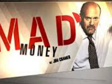 """Booyah! CNBC """"Mad Money"""" host Jim Cramer is a polarizing figure but does he help?"""
