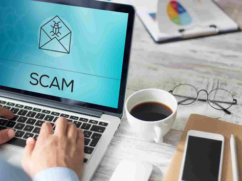 Learning how to spot fraudulent email job/employment offers