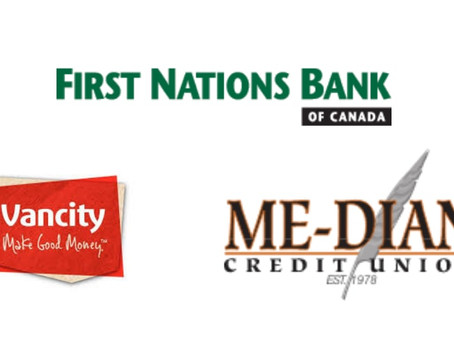 3 Great Canadian Aboriginal Focused Bank and Credit Unions
