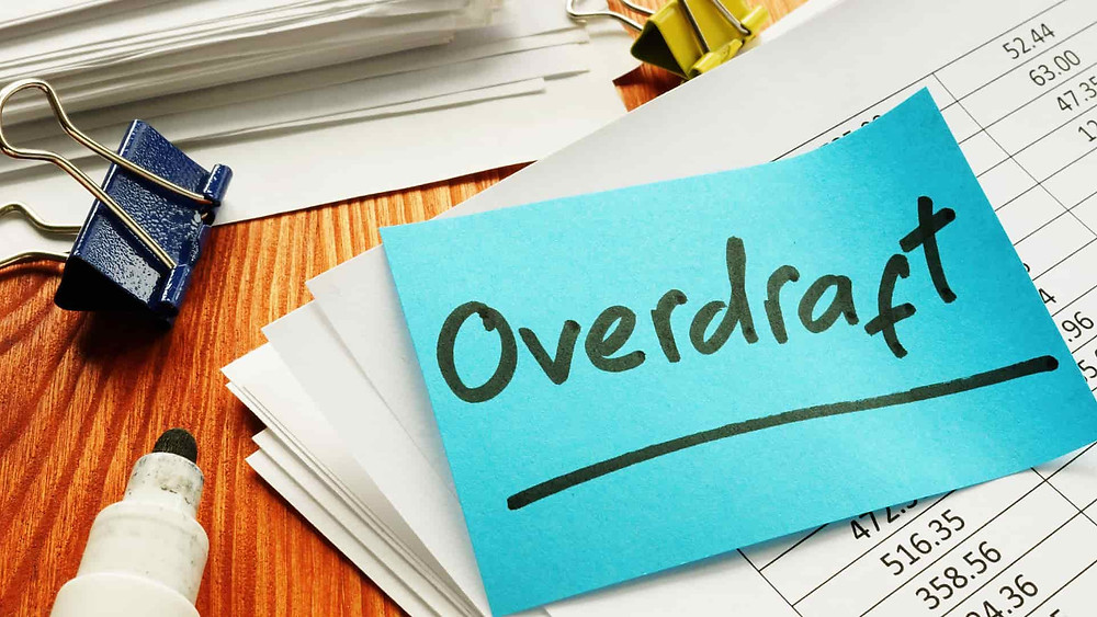Overdraft: What happens when you spend more money than what you have in your bank account? overdraft fees can be expensive.