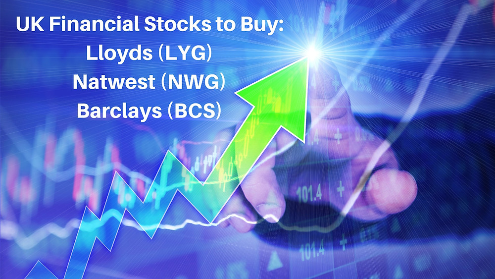 Stocks to Buy: Is it time to buy Lloyds Bank (LYG), Natwest (NWG), and Barclays (BCS).