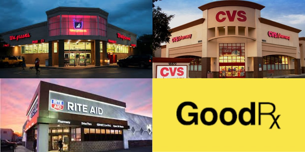 Drugs store stock CVS, WBA, RAD, and even GoodRx are getting crushed but should they?