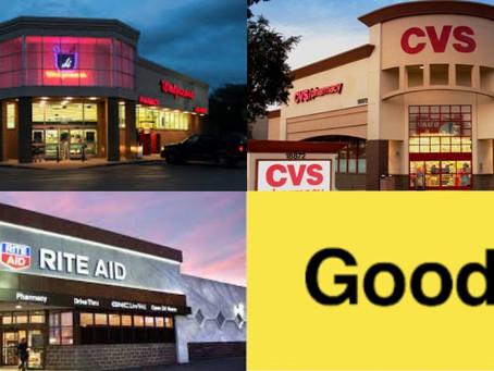 Drugs store stocks CVS, WBA, RAD, and even GoodRx are getting crushed but should they?