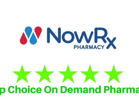 An authentic review of NowRx, a popular on-demand pharmacy.