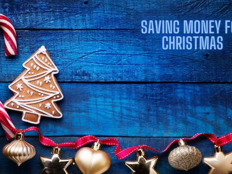 Budget Planner: 3 + 1 tips to save for Christmas and avoid financial stress.