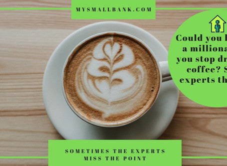 The Coffee Dilemma - Are you Wasting Money.