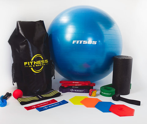 Fitness in a Bag