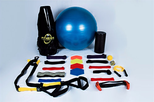 Deluxe Fitness In A Bag