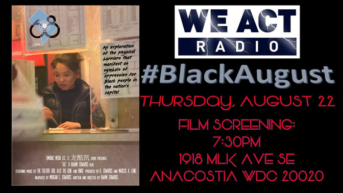"""68"" #BlackAugust Screening"