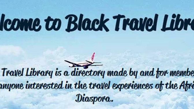 Black Travel Library Interview