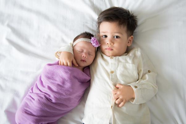 Bianca-Rae Photography Newborn Portraits