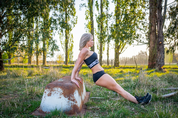 Auckland Fitness Photography