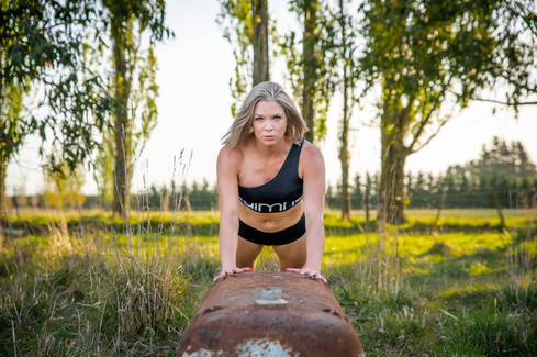 Christchurch Fitness Photography