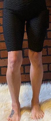 Booty lift biker shorts