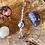 Thumbnail: Rubellite keychain