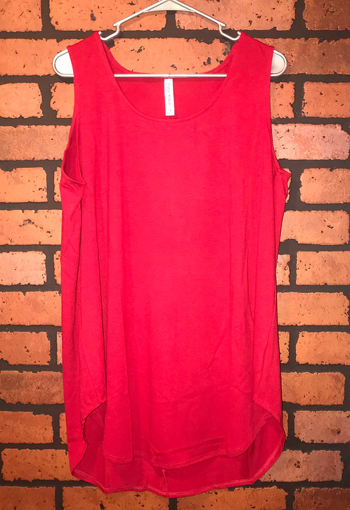 Perfect Tunic tank - Extended Sizing