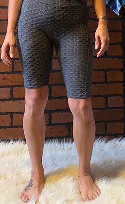 Booty lift bike shorts