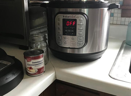 Instant Pot recipes!