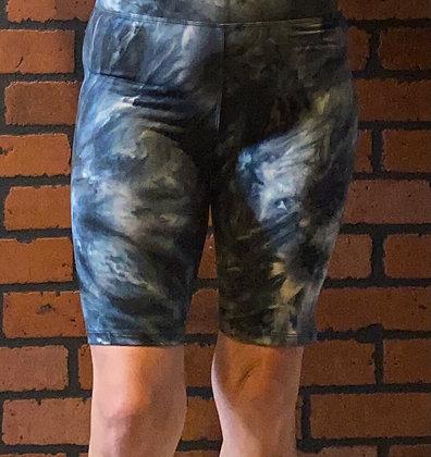 Deep waves bike shorts