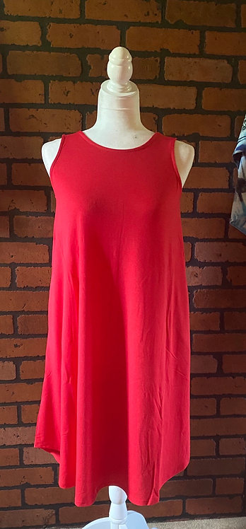 Perfect sleeveless dress