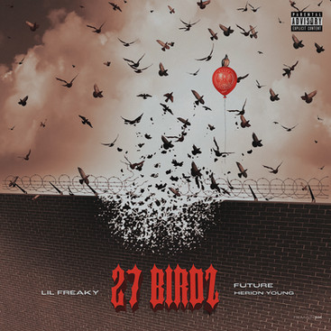 """27 Birds"" Lil Freaky ft Future and Herion Young"