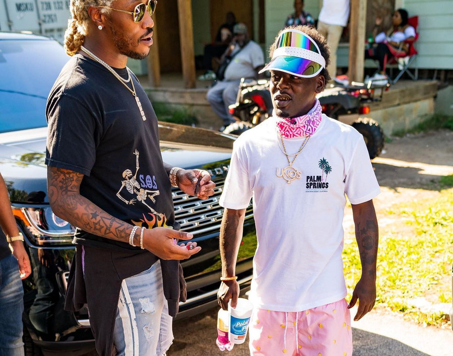 Lil Freaky and Future