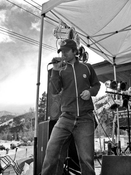 Justin Singing