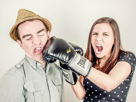 a few rules to fighting fair