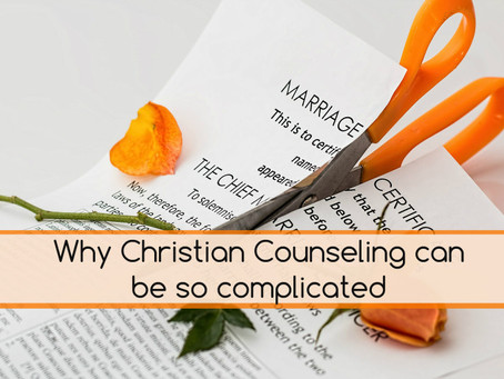 why counseling can be so complicated
