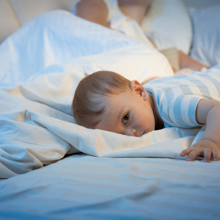 Millal on beebi võimeline öö läbi magama?