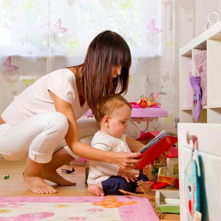 Kuidas beebi ja väikeste laste kõrvalt rohkem liikuda?