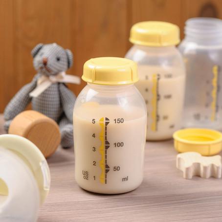 Kuidas välja pumbatava piima kogust suurendada?