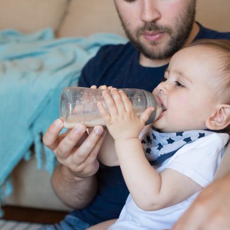 Mida tähele panna kui toidad beebit pudelist