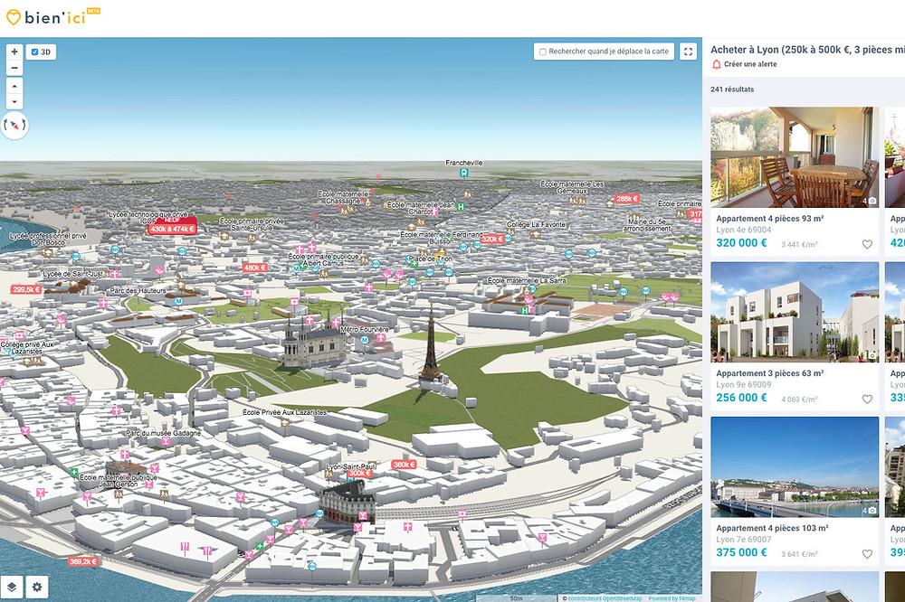 Nouveau site immobilier / Photo Immobilière