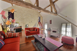 Maison restaurée dans le Val d'Oise