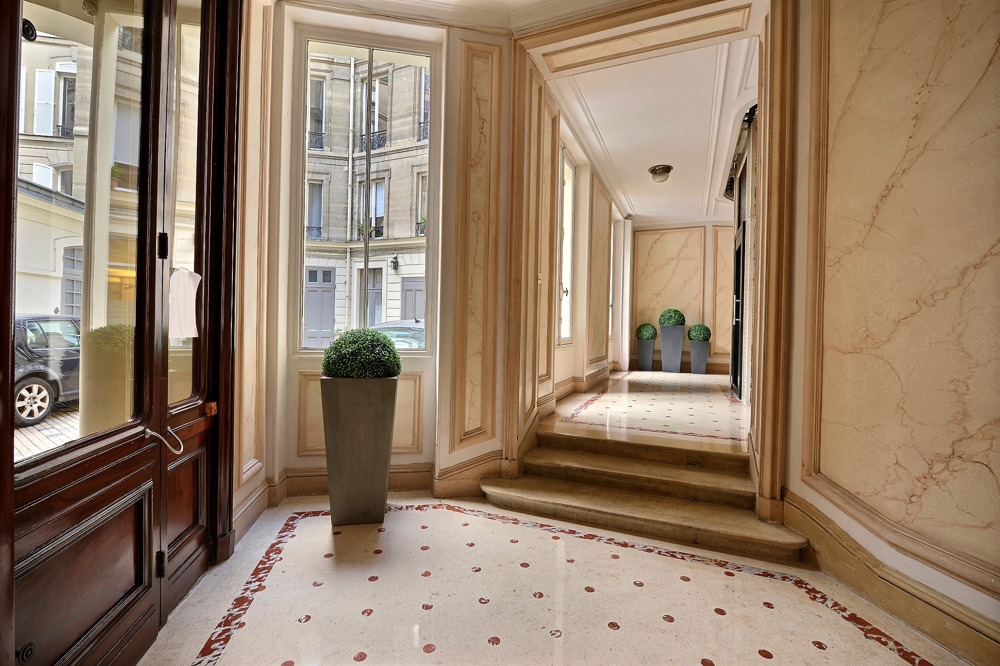 Appartement Grand Standing Paris 8