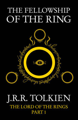 The Lord Of The Rings - J.R.R.Tolkien Book Cover