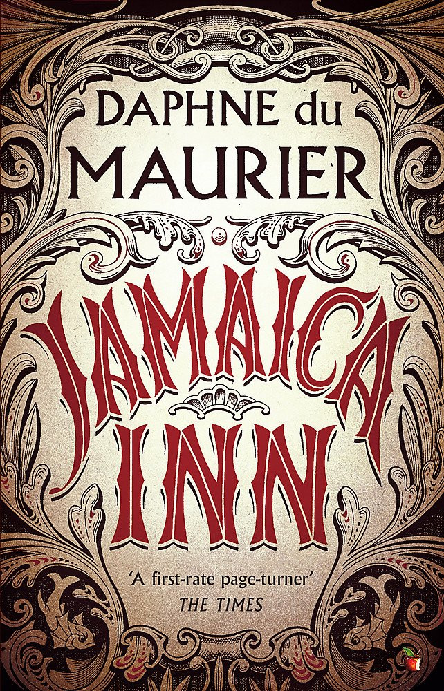 Jamaica Inn - Daphne Du Maurier Book Cover