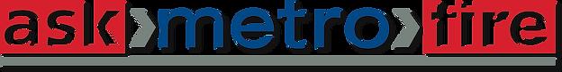 Ask Metro Fire logo