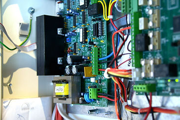 servicing a fire alarm system