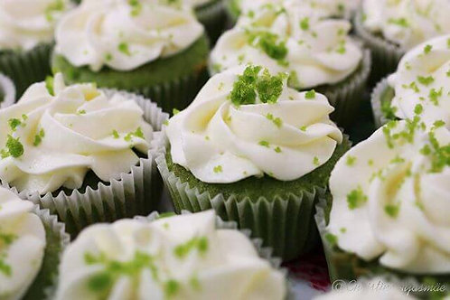 Spinach Cupcakes, box of 12