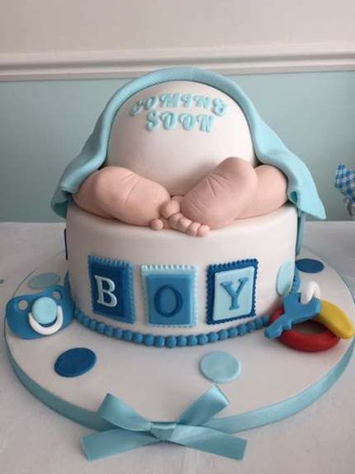 Custom Cake Baby