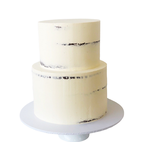 Two Tier Custom Cake