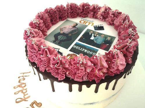 Simon Delaney Bday Cake