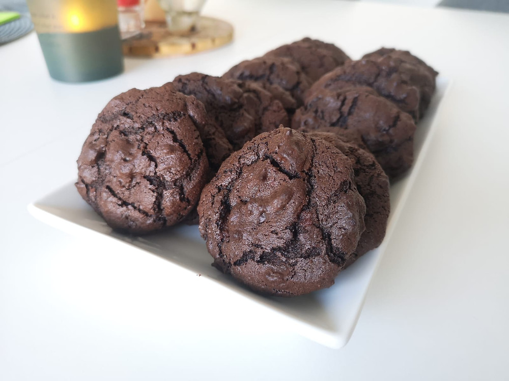 Nigella's Buckwheat Cookie Recipe for Valentines Day