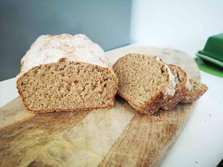 Easy Brown Soda Bread Recipe